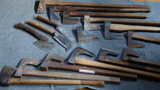 Beautiful Axes Japanese Carpentry Tools In Europe Robin Wood
