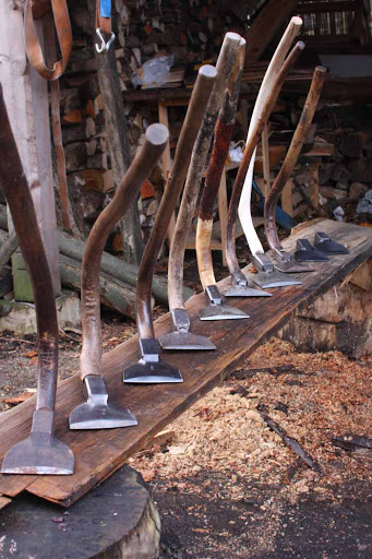 Japanese Axes Adzes And Woodworking Tools