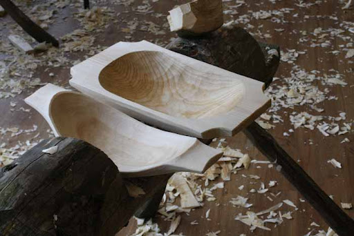 Spoon and bowl carving courses robin wood