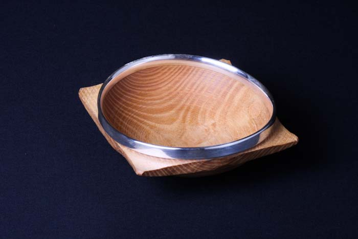 4 lugged ash quaich
