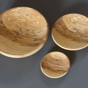 nest of bowls by robin wood