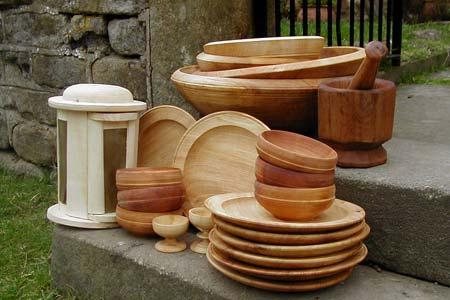 wooden replicas