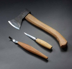 Wood Tools carving starter set