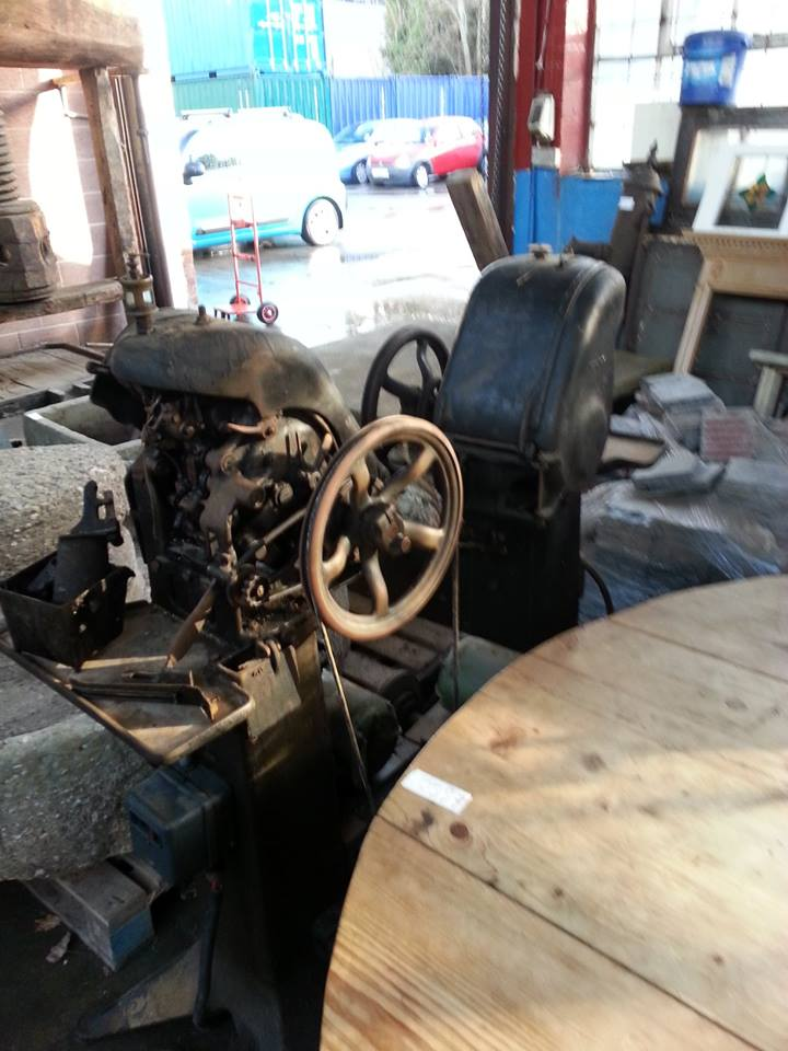 used industrial leather sewing machine for sale