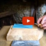 sharpen hook knife