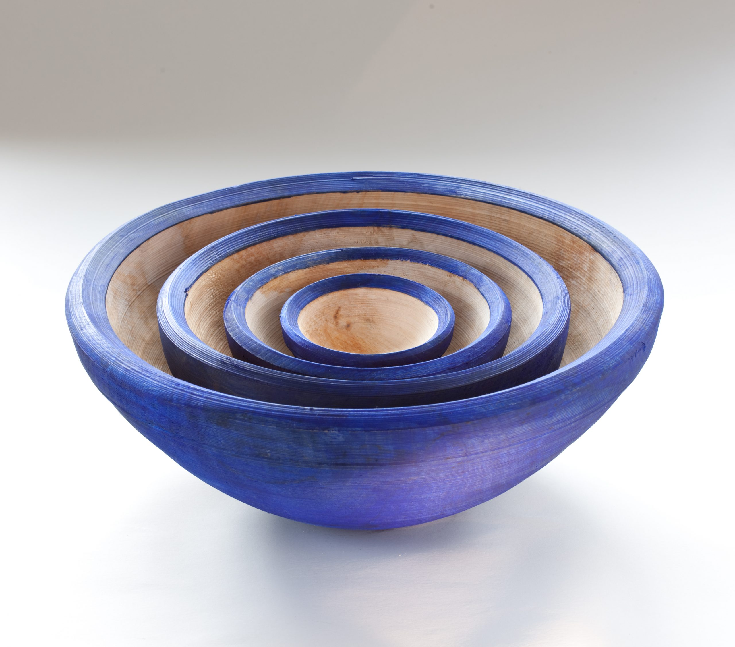 Blue Nest Bowl